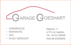 Garage Goedhart (WinCE)