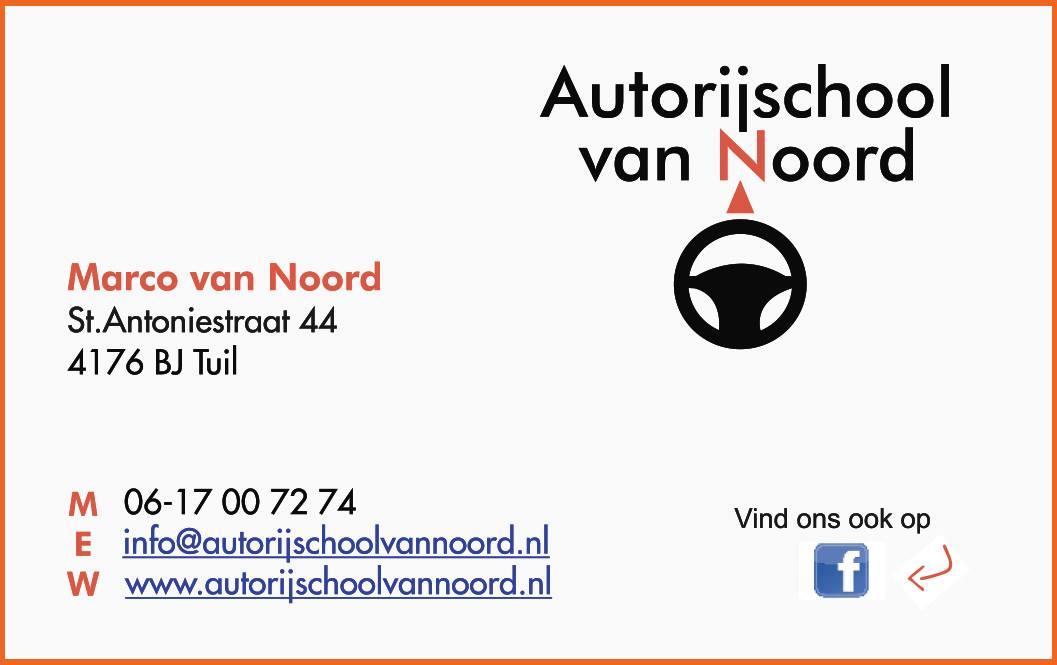 Autoschool van Noord