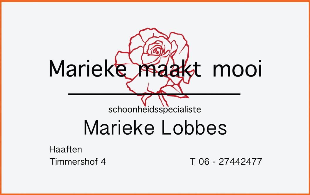 Marieke lobbes