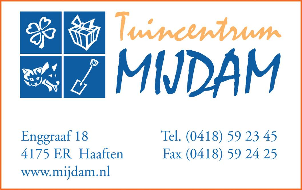 Tuincentrum Mijdam